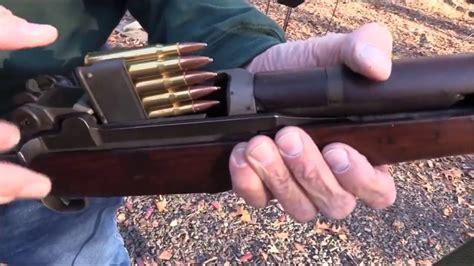 How Do You Load A M1 Garand