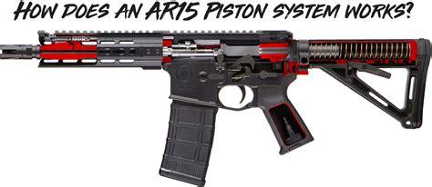 How Does A Piston Ar 15 Work