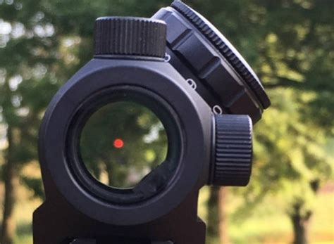 How Does A Red Dot Sight Work