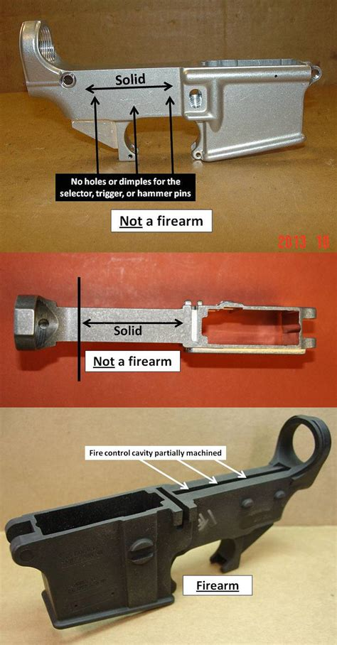 How Does The Atf Define A Ar Lower