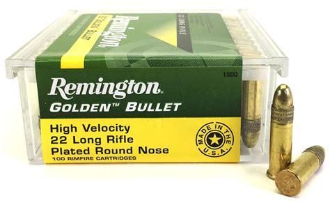 How Far Can A Remington 22