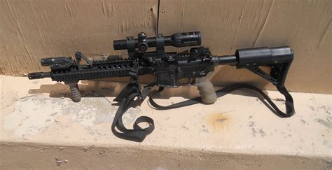 How Far Should I Sight My Ar15 For Tactical Purposes