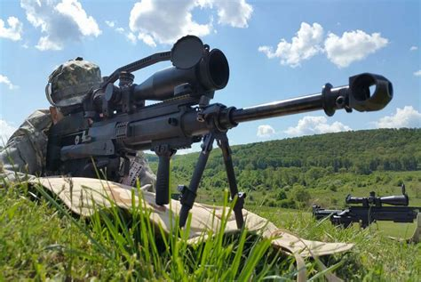 How Heavy Is A Average Sniper Rifle