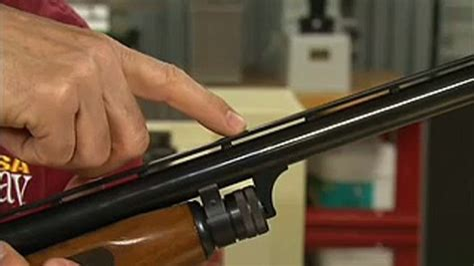 How Instal Sights On Shotgun Rib
