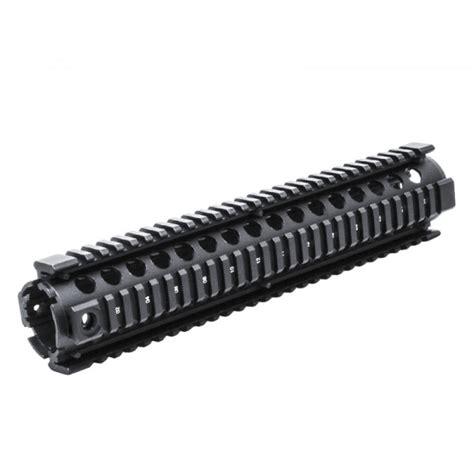 How Long Is A Rifle Length Quad Rail