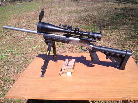 How Long Is A Sniper Rifle Barr E