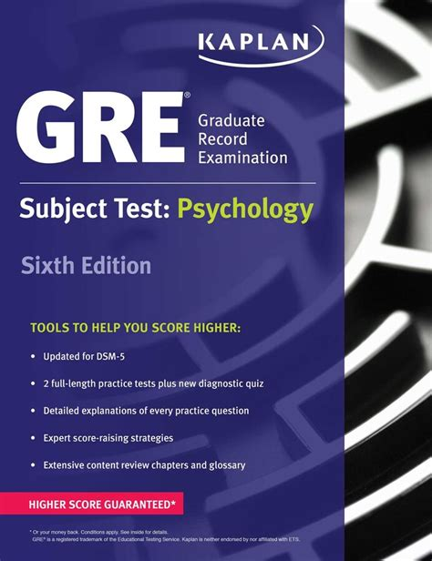 How Long To Study For Gre Subject Test Psychology