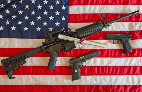 How Many Ar 15 Rifles In America
