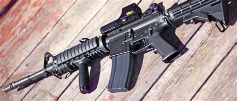 How Many Bullets Per Second Ar15