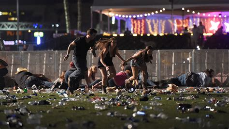 How Many Died In The Assault Rifle Attack In Vegas