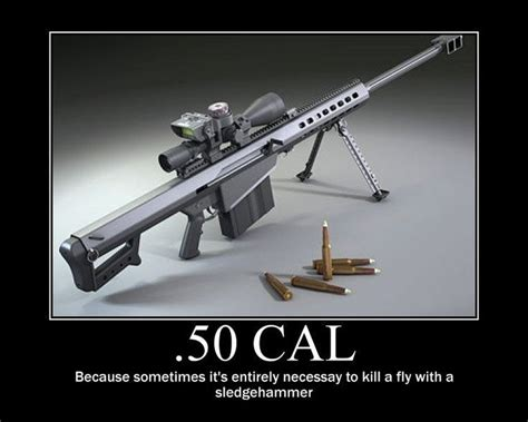 How Many Miles Can A 50 Cal Sniper Rifle Shoot