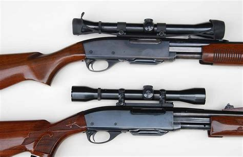 How Many Model 7600 Remington Pumpaction Rifles Were There Made