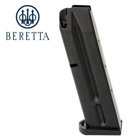 Beretta-Question How Many Rounds In A Beretta 9mm.