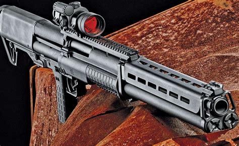 How Many Shotgun Shells Does The Ksg Hold