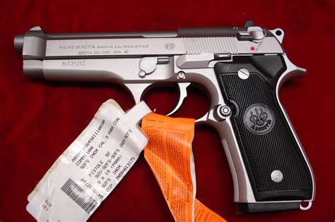 Beretta-Question How Much Does A 92fs Beretta Cost.