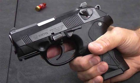 Beretta-Question How Much Does A 9mm Beretta Storm Weigh Fully Loaded.