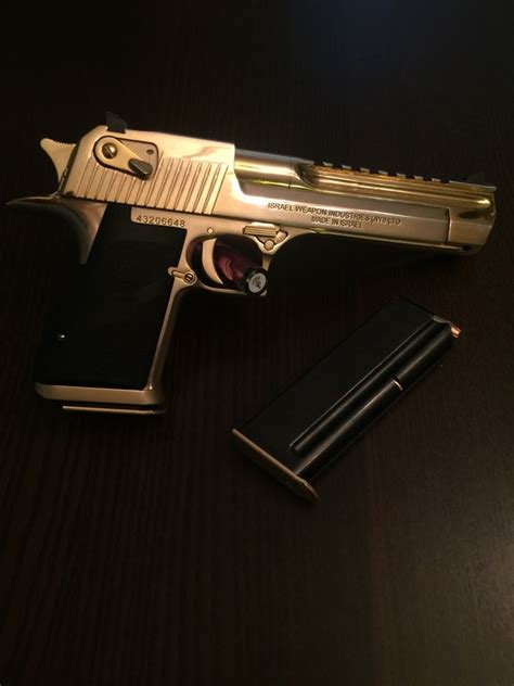 Desert-Eagle How Much Does A Gold Desert Eagle Cost.