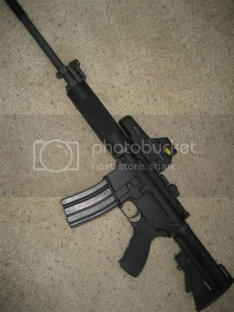 How Much Does A Loaded Ar 15 Weight