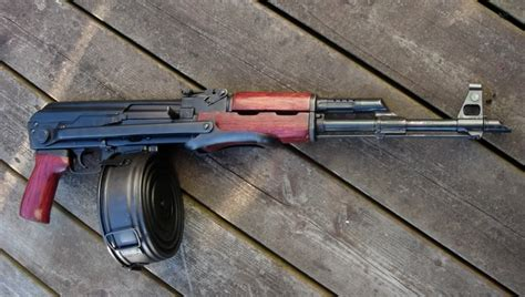 How Much Does An Ak 47 Magazine Weight