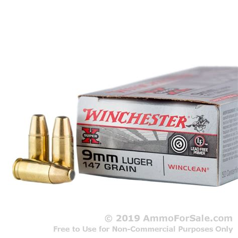 How Much Does Bulk Ammo Cost For 9mm