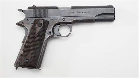 How Much Does It Cost 1911 Gunsmith