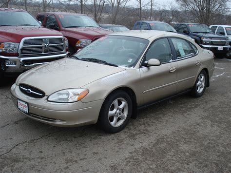 Taurus-Question How Much Is A 2000 Ford Taurus Worth.