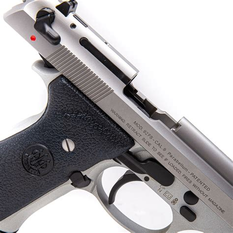 Beretta-Question How Much Is A Beretta 92fs Inox.