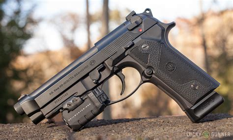 Beretta-Question How Much Is A Beretta M9.