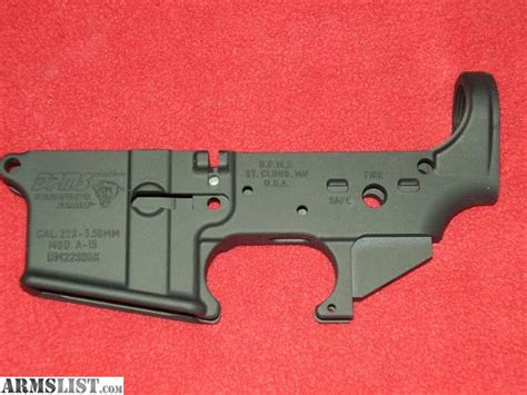 How Much Is A Dpms Lower