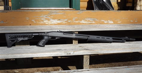 How Much Is A Remington 870 Tactical Shotgun