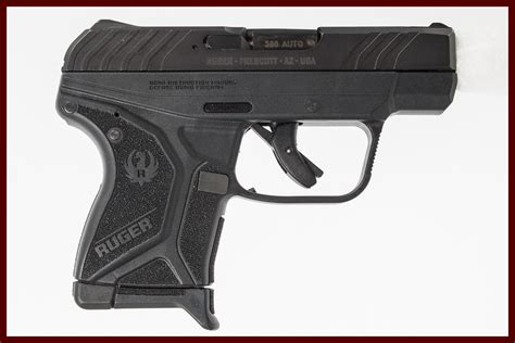 Ruger How Much Is A Used Ruger 380 Lcp.