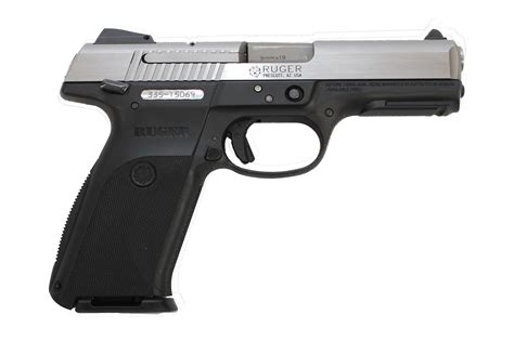 Ruger How Much Is A Used Ruger Sr9.
