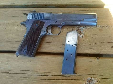 How Much Is A Ww1 Colt 1911 Worth