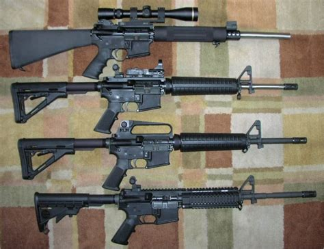 How Much Is An Ar 15 In Usa