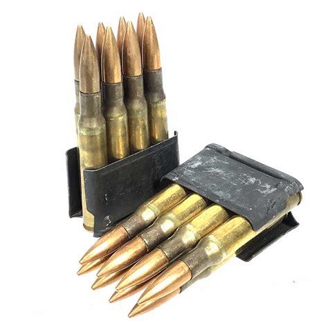 How Much Is M1 Garand Ammo