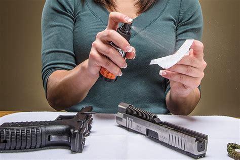 How Often You Clean Your Gun