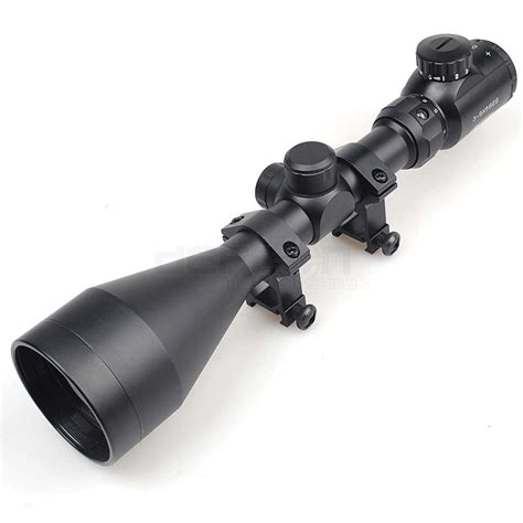 How Sniper Rifle Scopes Work And How To Sight In A Bushnell Banner Rifle Scope