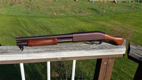 How T Oshoot 14 Shotgun