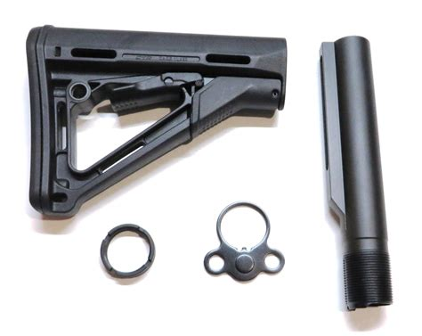How Thick Is A Ctr Magpul Stock Rear Pad