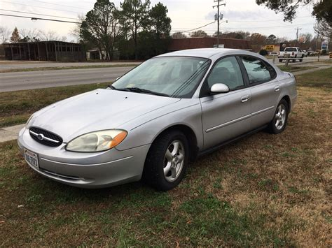 Taurus-Question How To 2003 Ford Taurus.