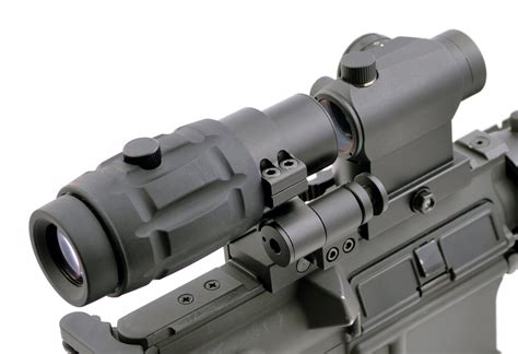 How To Add A Magnifing Glassto A Rifle Scope