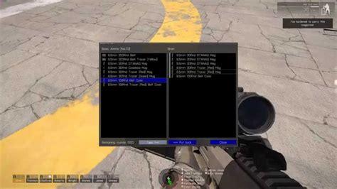 How To Add Ammo Box Arma 3