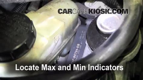 Taurus-Question How To Add Brake Fluid To 2007 Ford Taurus.