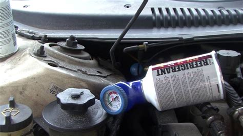 Taurus-Question How To Add Freon To 2001 Ford Taurus.