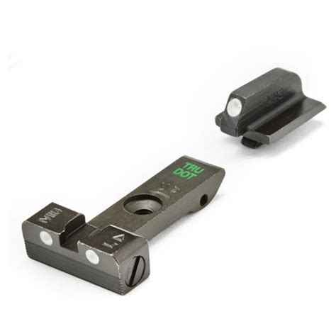 Ruger How To Add Night Sights To Ruger Gp100.
