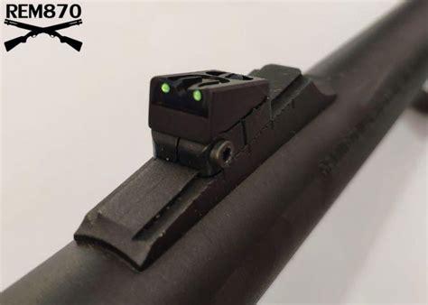 How To Adjust Iron Sights On Remington 870