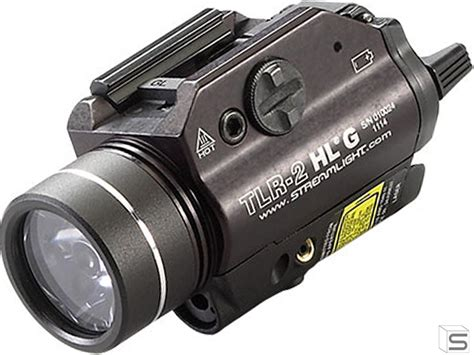 How To Adjust The Laser On A Streamlight Tlr2