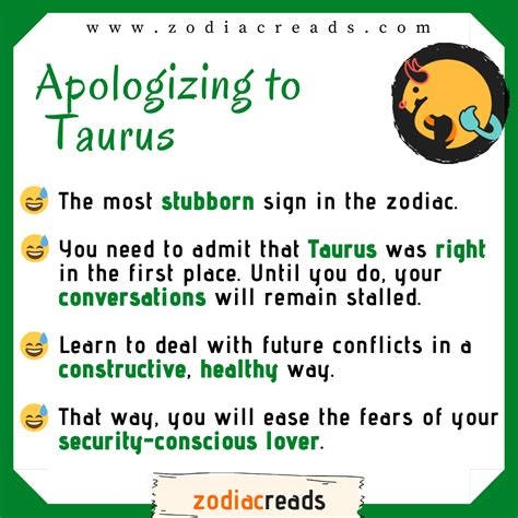 Taurus-Question How To Apologize To A Taurus Male.