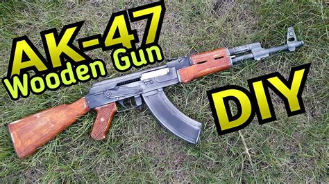 How To Assemble Ak 47 Safety