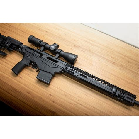 How To Attach Harris Bipod To Ruger Precision Rifle